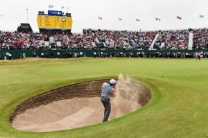 143rd Open Championship - Round Four