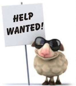 Sheep Help Wanted