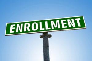 enrolled
