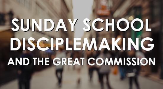 Sunday School Leaders